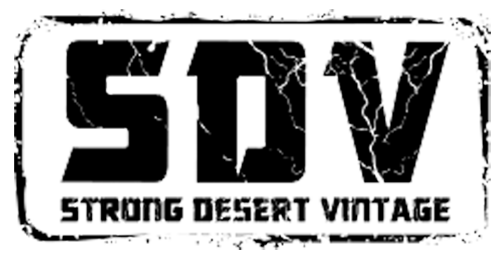 strong desert vintage